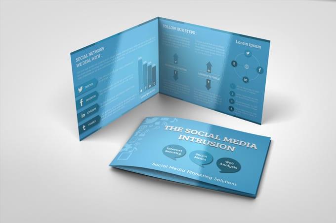 Bi Fold Brochure Templates  10.6