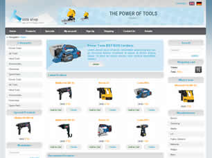 Responsive Ecommerce Website Templates Free 2641