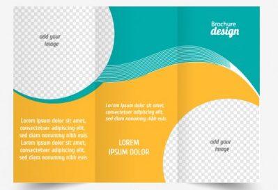 Tri Fold Brochure Templates 164