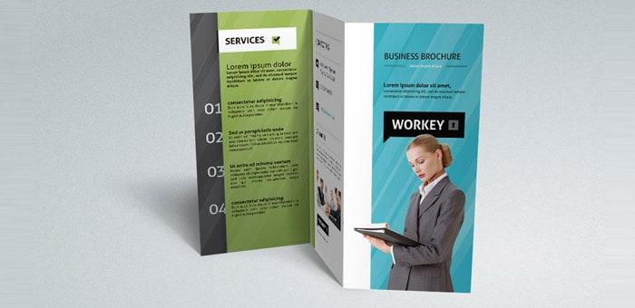 Tri Fold Brochure Templates 7941