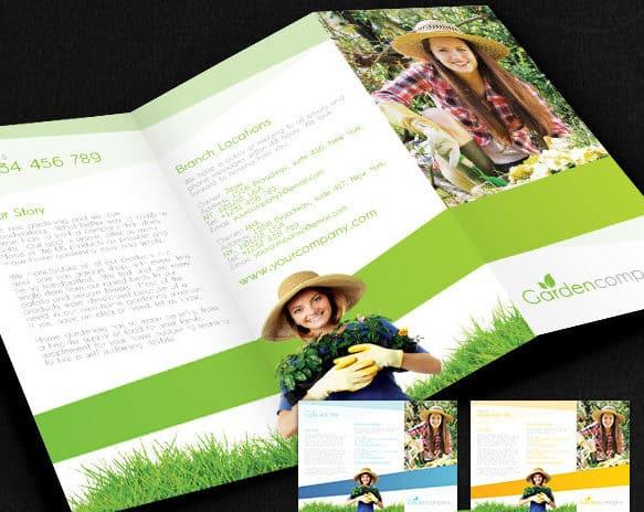 Tri Fold Brochure Templates 89641