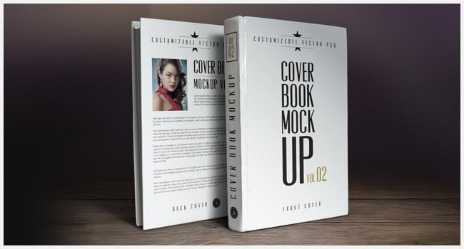 book cover template  341