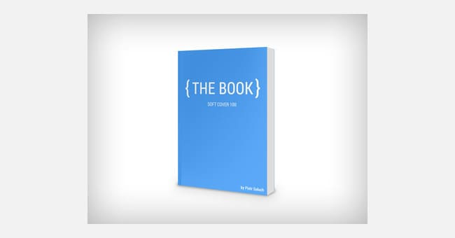 book cover template  541
