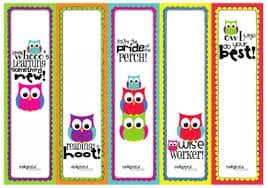 bookmark template 4