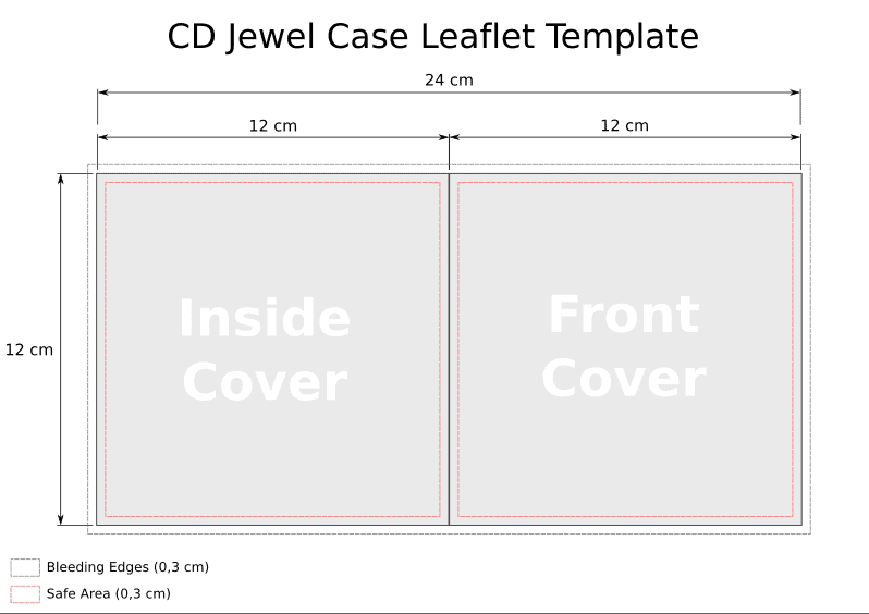 cd cover template 2641