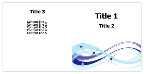 cd cover template 646