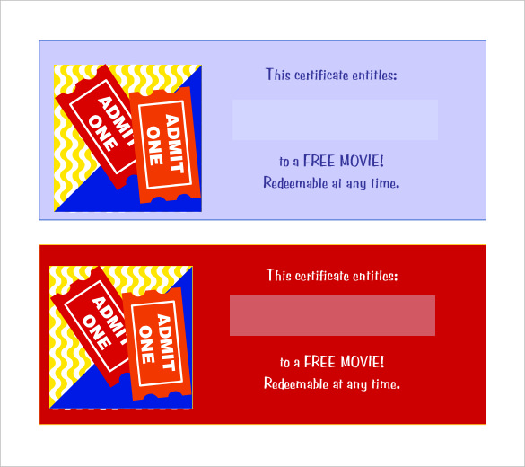 coupon template 13