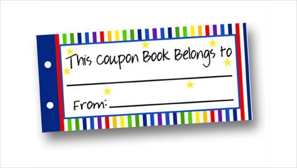coupon template 14