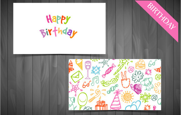 happy birthday template psd 246