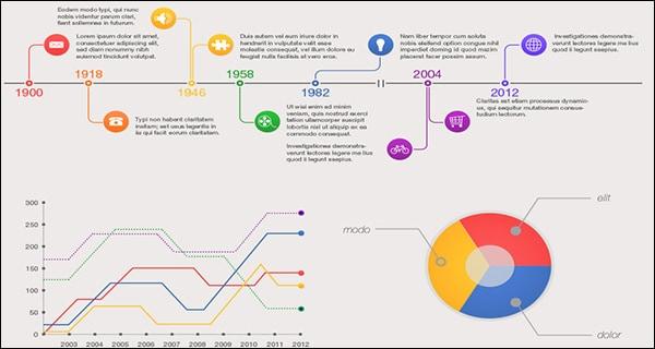 infographics psd 11