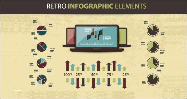 infographics psd 13