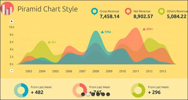 infographics psd 14