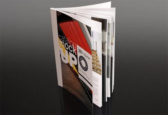magzine cover template 10