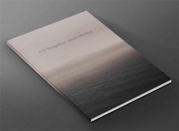magzine cover template 264