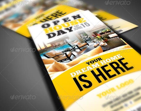 open house flyer 241