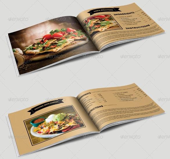cookbook template 1654