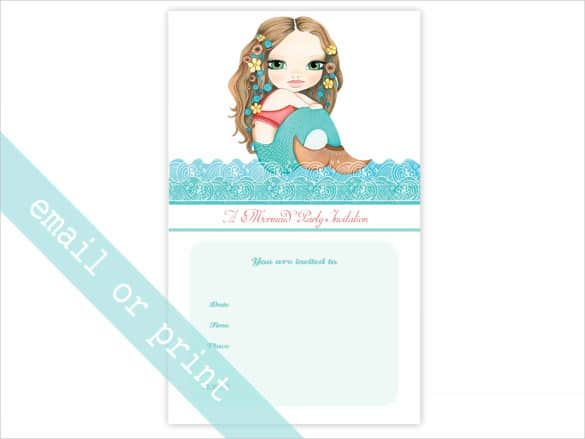 email invitation template 10