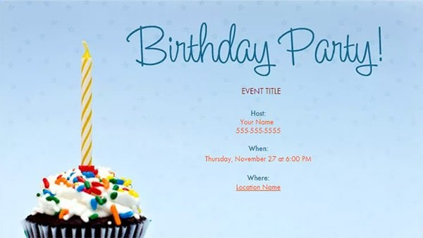 email invitation template 778