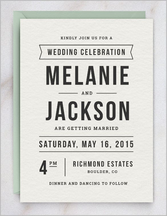 formal invitation template 561