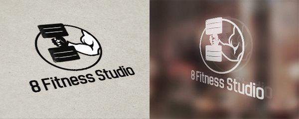 gym logo 487