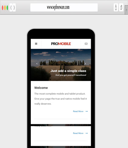 mobile app html5 templates 56