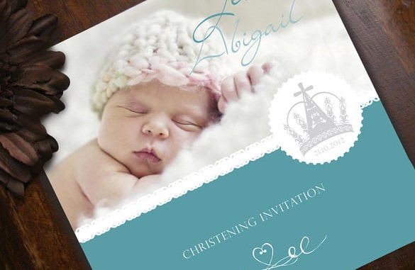 naming ceremony invitation 5641