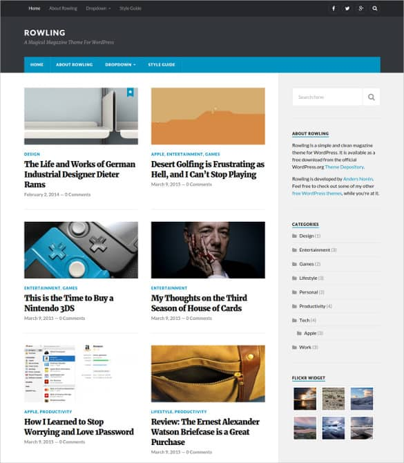 news templates for blogger 74
