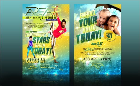 opening flyer 660