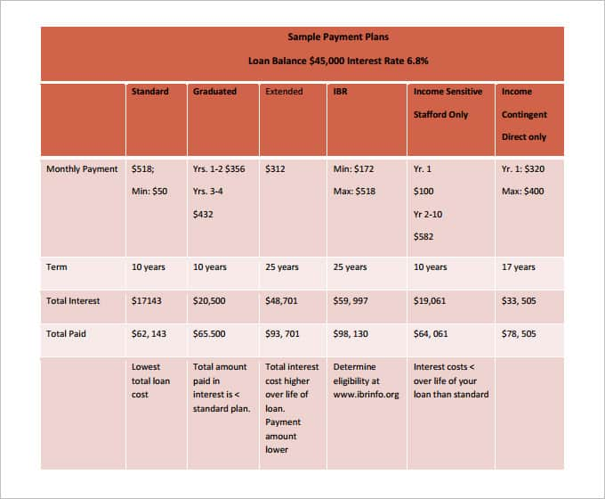 payment plan agreement 16