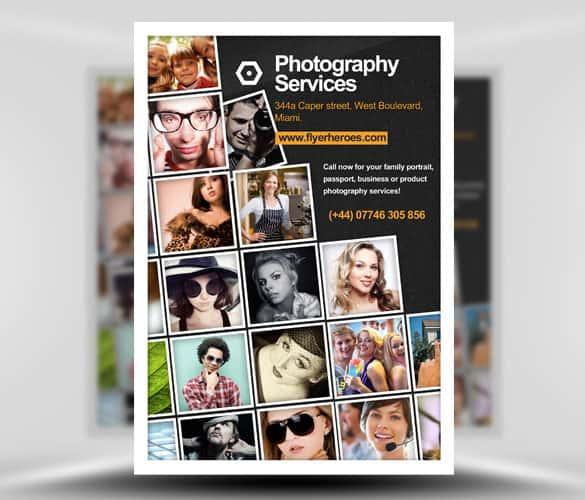 photography flyer 660