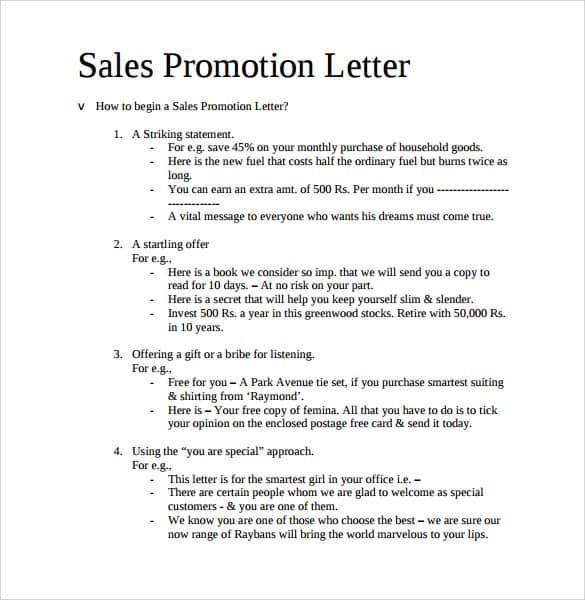 promotion letter 220