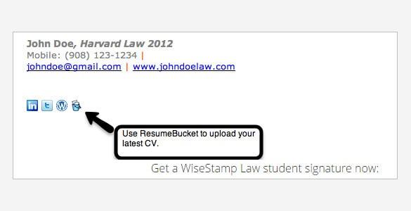 student email signature 2641