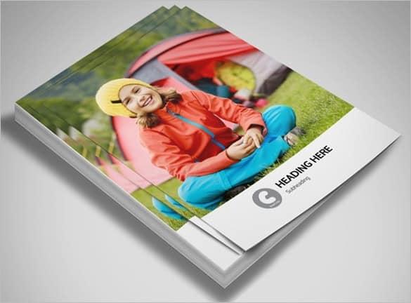 summer camp flyer template 660