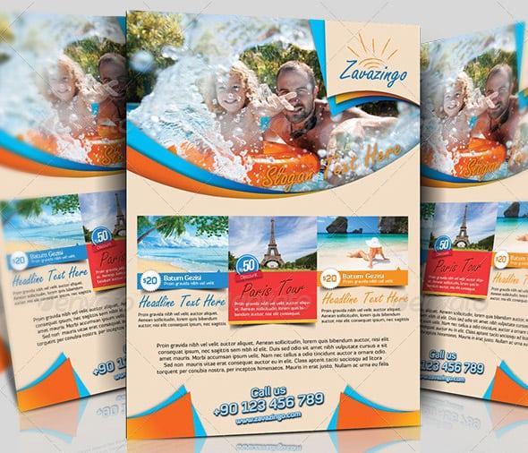 travel flyer 440