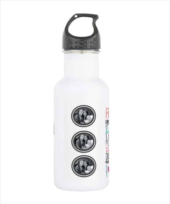 water bottle mockup 990