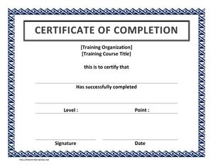 work completion certificate format 550