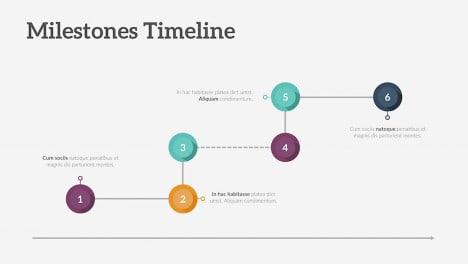 Keynote Timeline Template 10