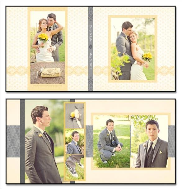 Wedding album templates 102