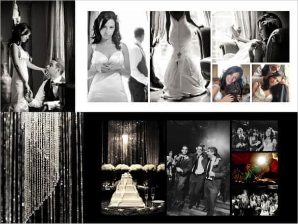 Wedding album templates 22