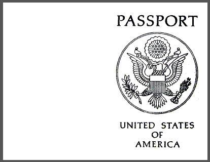 passport template 92