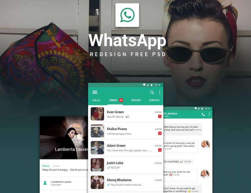 whatsapp template 92