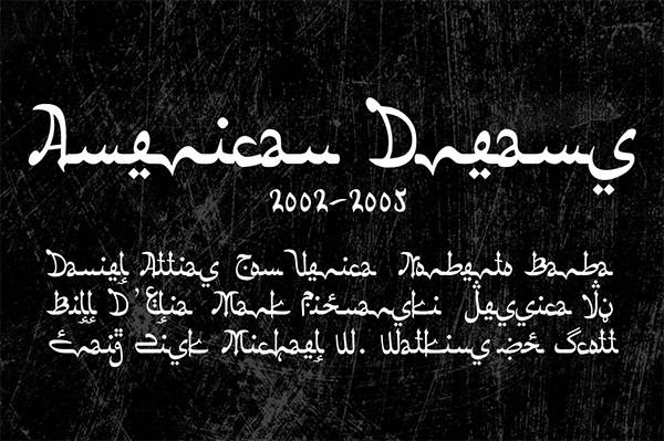 Arabic Calligraphy Fonts 5941