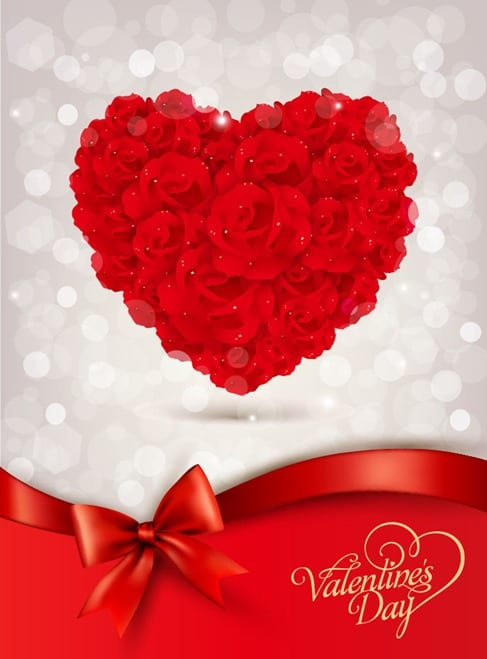 Free Valentine's Day Flyer Templates 5641