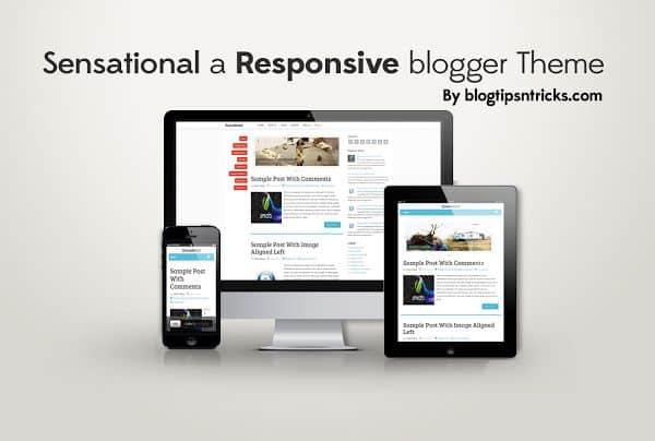 SEO Blogger Templates 841