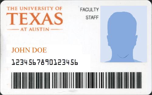 employee id card template 59641