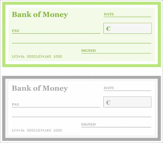 7  blank check templates for microsoft word