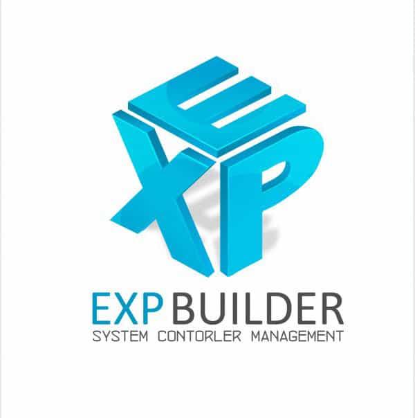 builder logo design 889
