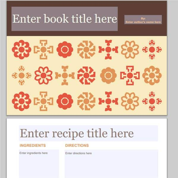 cookbook template 46