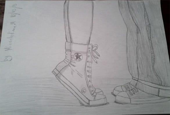 love drawings 124