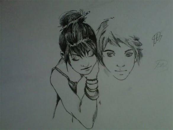 love drawings 364